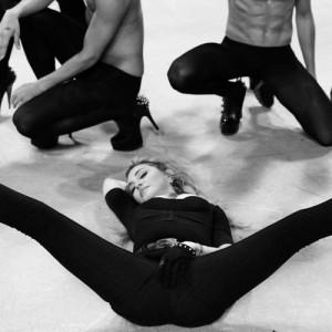 Foto inedita di Madonna la provocatrice che ci piace assai