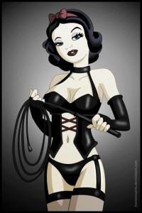 FOTO disegni erotici fetish mistress disney