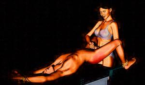 FOTO disegno negazione orgasmo