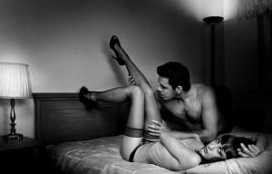 FOTO odore delle calze la mia passione