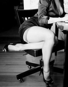 FOTO gambe calze a metà donne sexy