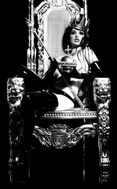 mistress vintage del passato