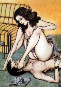 FOTO vignette fetish del passato
