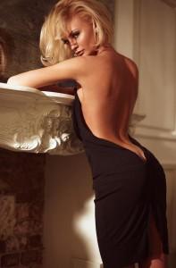 FOTO  mistress bionda