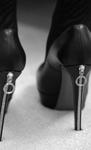 scarpa tacco 12 da vera mistress fetish