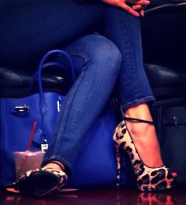 FOTO scarpe femminili leopardate