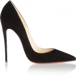 FOTO scarpe tacco a spillo nere