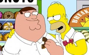 I Griffin incontrano i Simpson video anteprima dell'episodio evento il 28 settembre