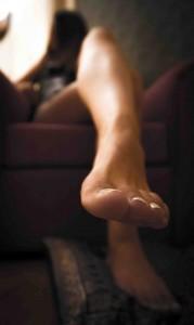 FOTO adoro i piedi femminili