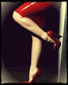 FOTO latex rosso