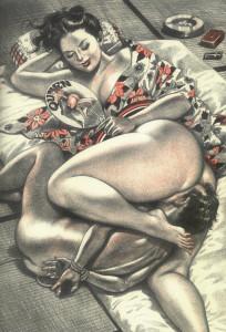 FOTO disegno fetish adorazione anale