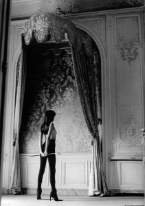 FOTO mistress nel castello
