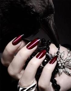 FOTO  unghie e smalto che passione feticcia